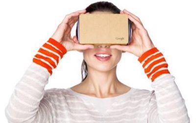 Fabrica tus propias Google Cardboard