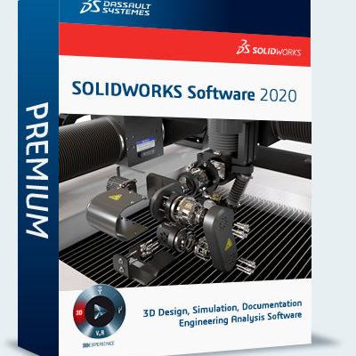 Licencia SOLIDWORKS Premium 2020