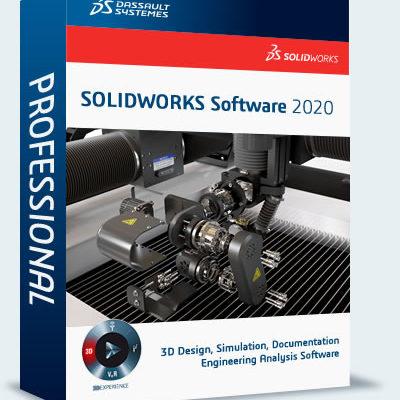 Licencia SOLIDWORKS Professional 2020