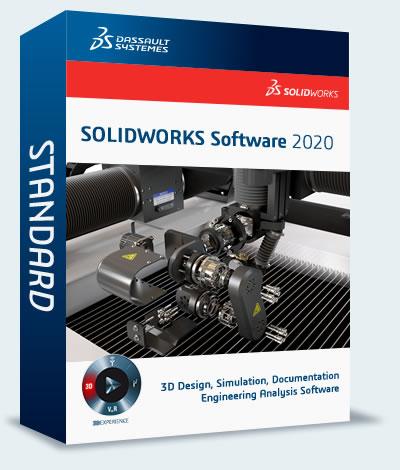 Licencia SOLIDWORKS Standard 2020