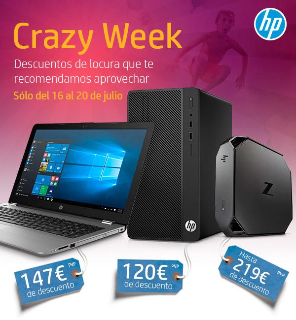 Crazy Week HP