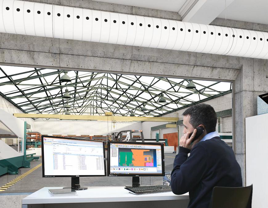 Lantek estará presente en MetalMadrid con sus propuestas de fabricación avanzada