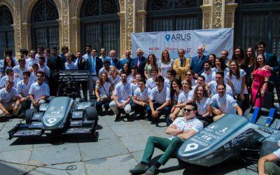 Nota de prensa ARUS Team