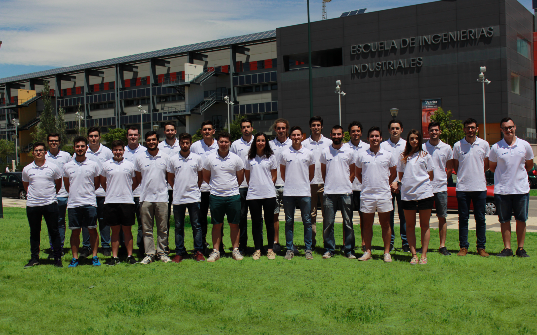 ORIGEN patrocina a Málaga Racing Team (MART)