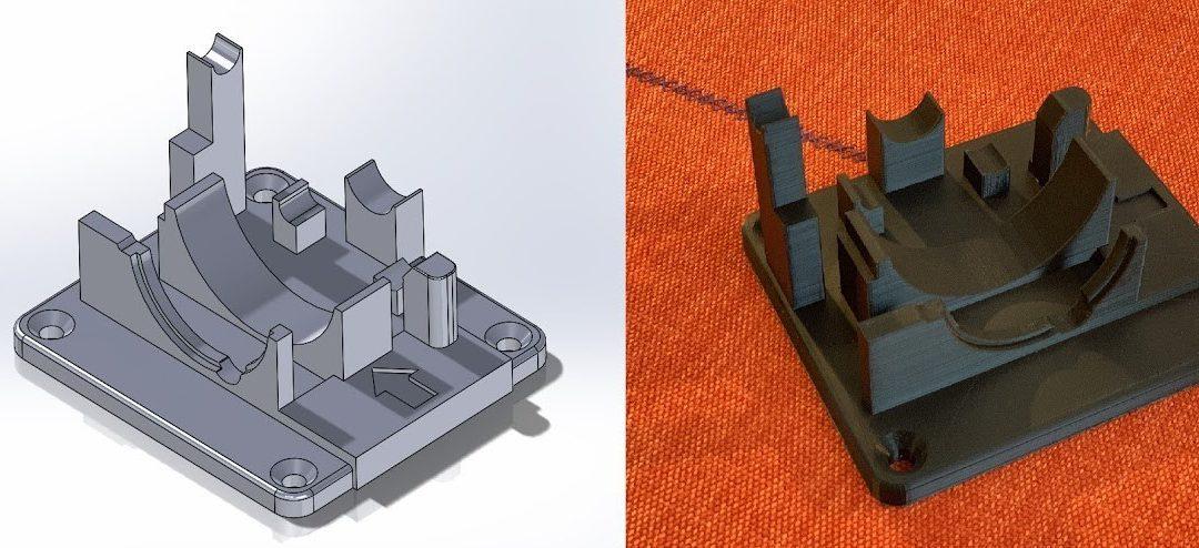 Fabricación aditiva, el mejor aliado del mecanizado