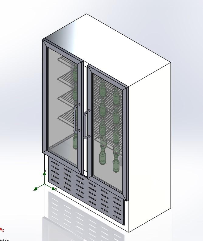 Cámara de frío estándar