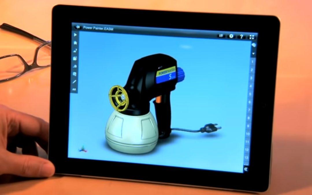 ¿Puedo instalar SOLIDWORKS en mi tablet?