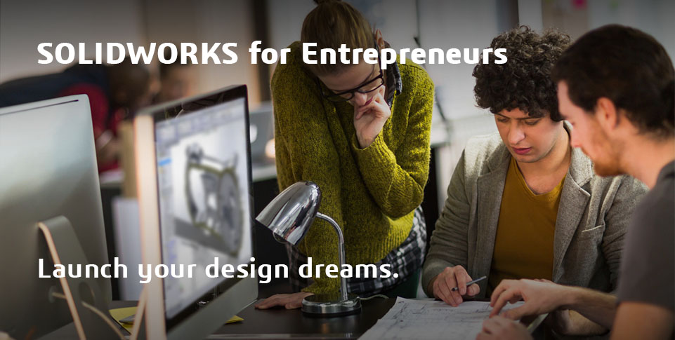 Solidworks for enterpreneurs