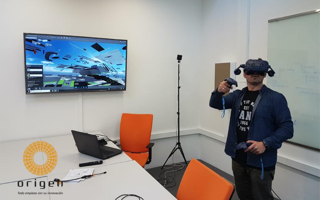 5 ventajas competitivas de usar la realidad virtual en el sector industrial