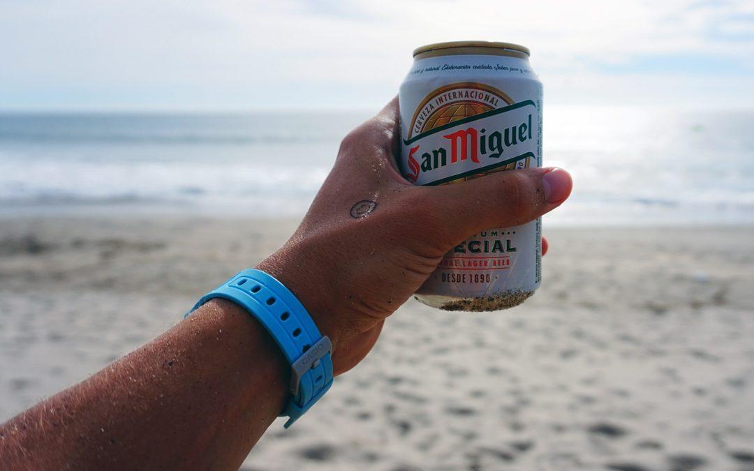 El dilema de la barbacoa y la lata de cerveza