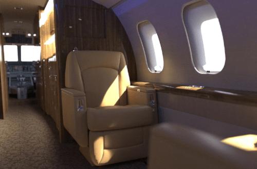 SOLIDWORKS visualize Avión