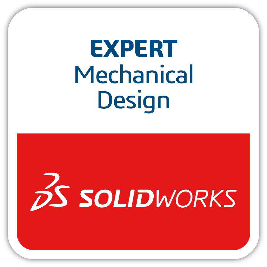Certificaciones Expert Mechanical Design