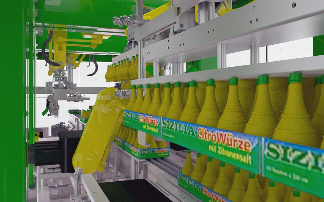 SCHUBERT – La próxima generación de máquinas de embalaje