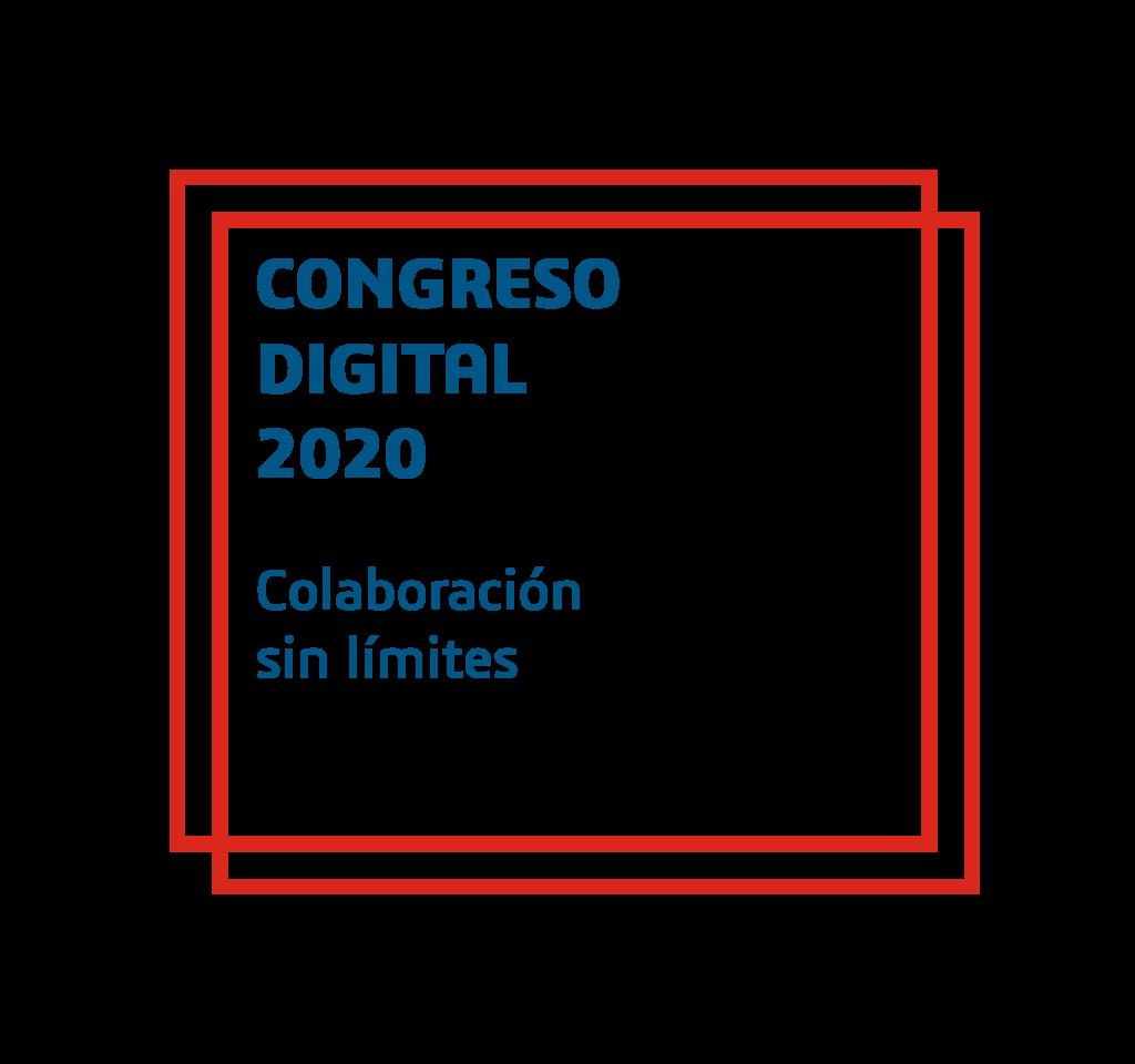 Logo Congreso Digital 2020