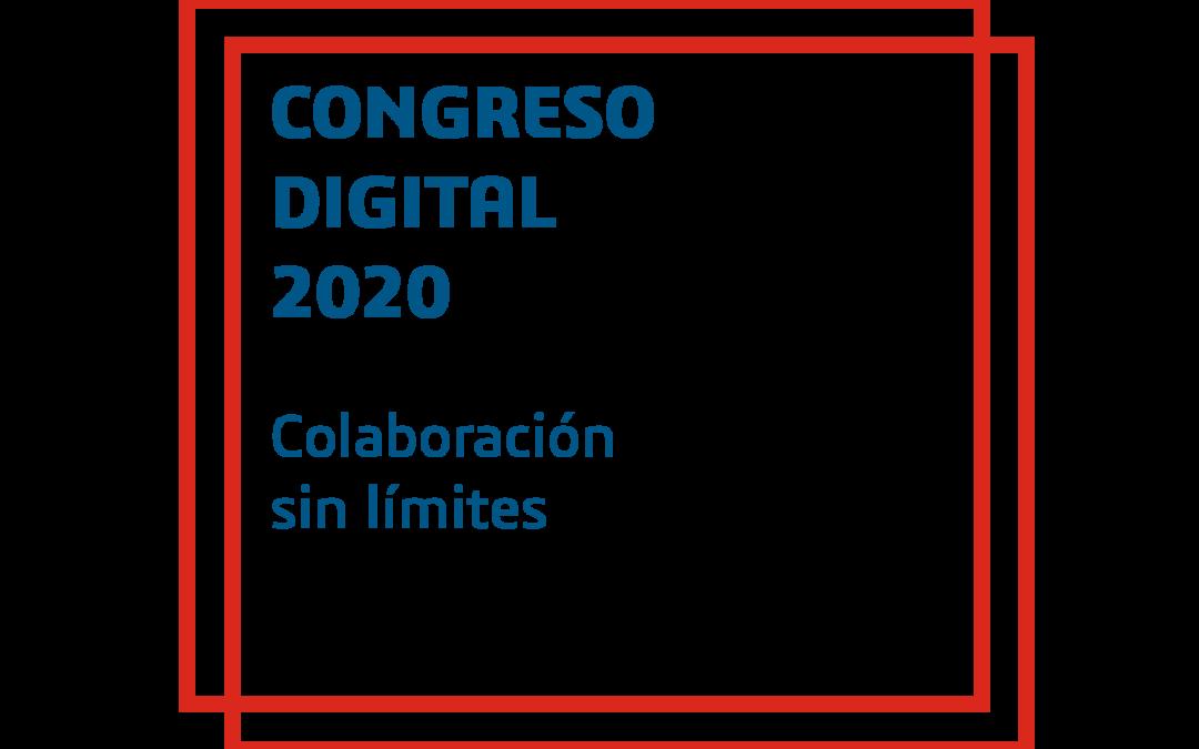 Congreso Digital SOLIDWORKS 2020: Colaboración sin límites. ¡Regístrate ya!