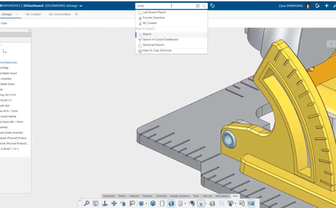 07 – Creación de ensamblajes con xDesign en la plataforma 3DEXPERIENCE